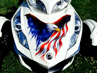 Mary Kay's Can-Am Spyder